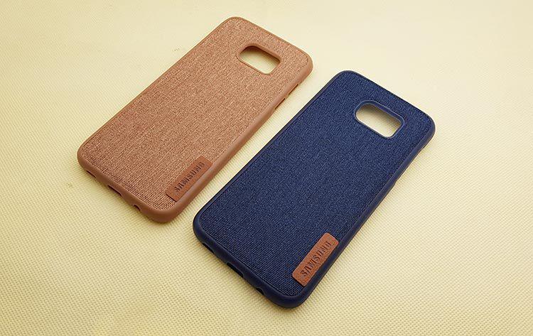 Ốp lưng vải Galaxy S7 Edge