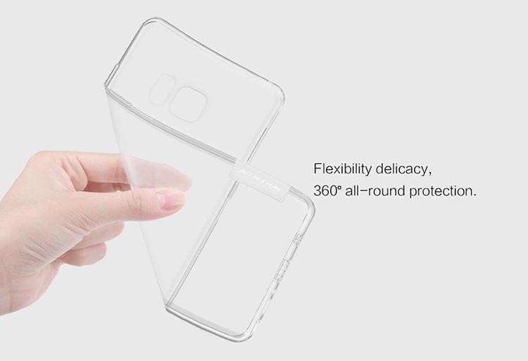Ốp lưng Silicon Galaxy Note 7 hiệu Nillkin chính hãng