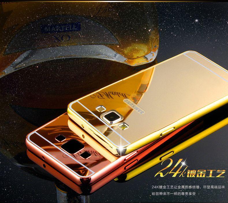 Ốp lưng nguyên khối Samsung Galaxy J5 - J500 chính hãng
