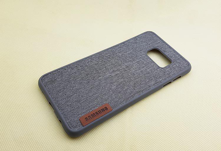 Ốp lưng vải Galaxy Note 5 chính hãng
