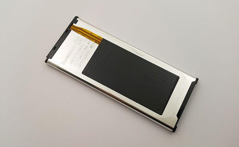 Pin của bạn có chữ 'Samsung SDI' ô '2D Barcode' ....