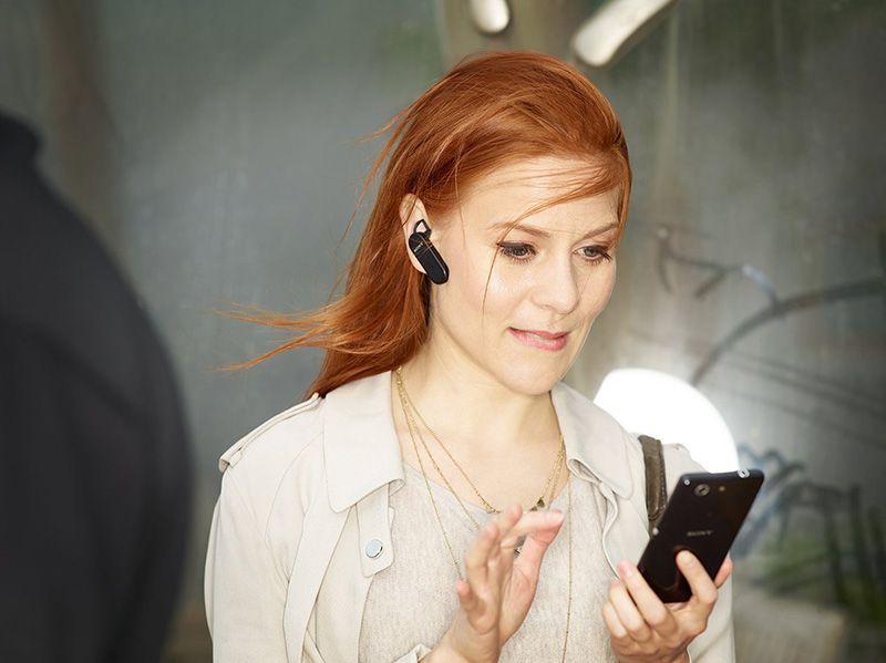 Tai nghe bluetooth Sony MBH20 chính hãng