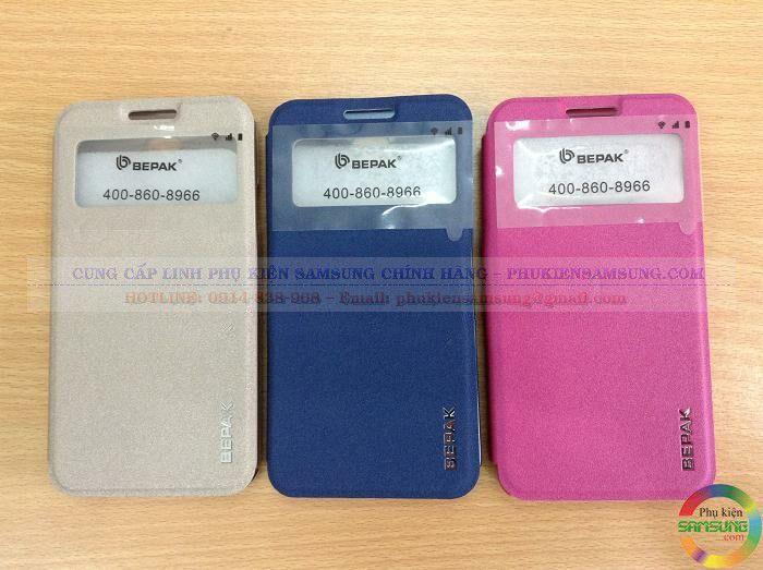 Bao da hiệu Bepak cho Samsung Galaxy J Docomo