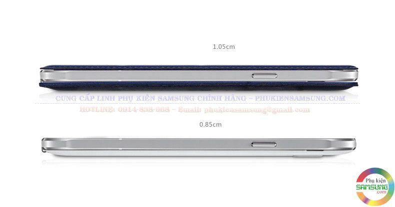 Bao da S View note 4 hoco thiết kế giống bao da chính hãng