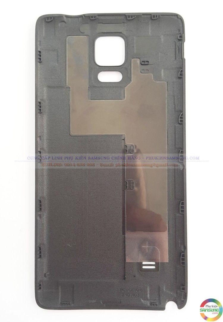 Nắp pin chính hãng Note 4 N910 đen