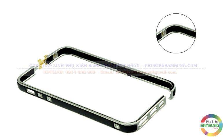 Ốp viền Hermes cho Galaxy Note 3 với lớp nỉ lót