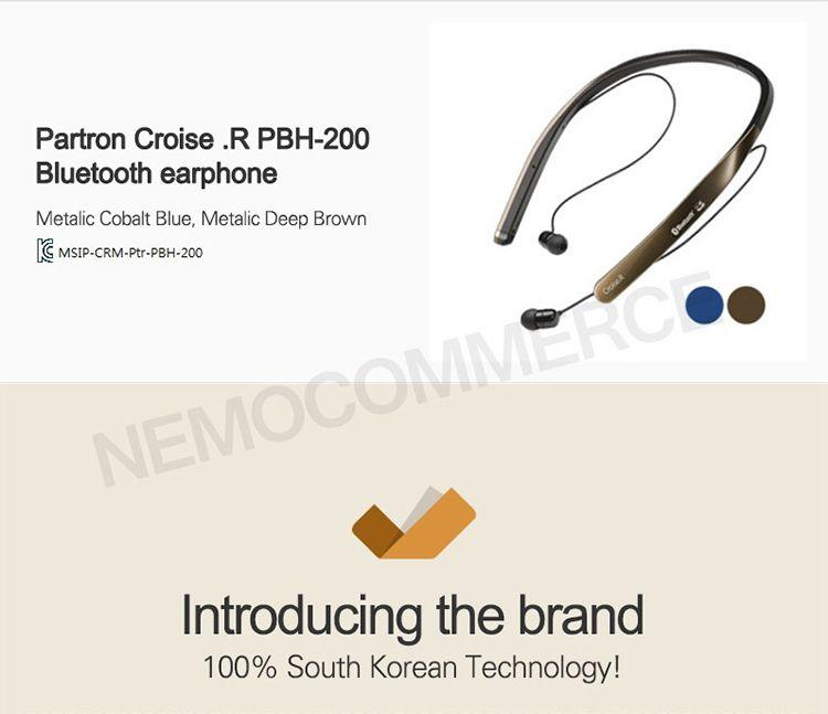 Tai nghe không dây Croise.R PBH-200