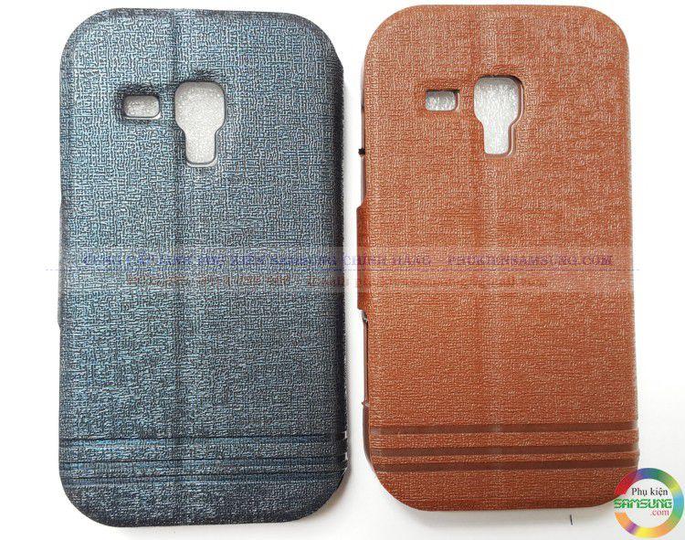 Bao da dạng ví cho Samsung Galaxy Trend