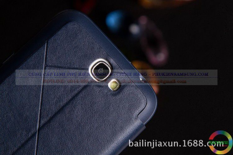 Bao da cho Galaxy Note 2