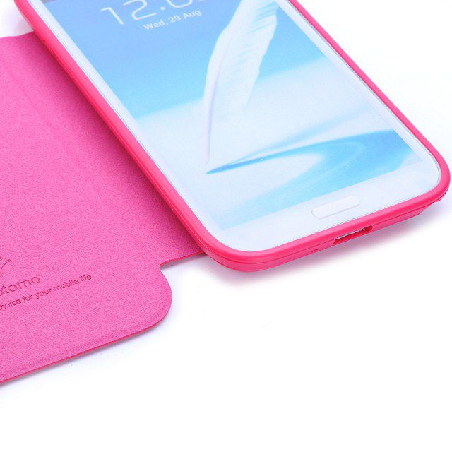 Bao da Galaxy Note 2 hiệu Motomo