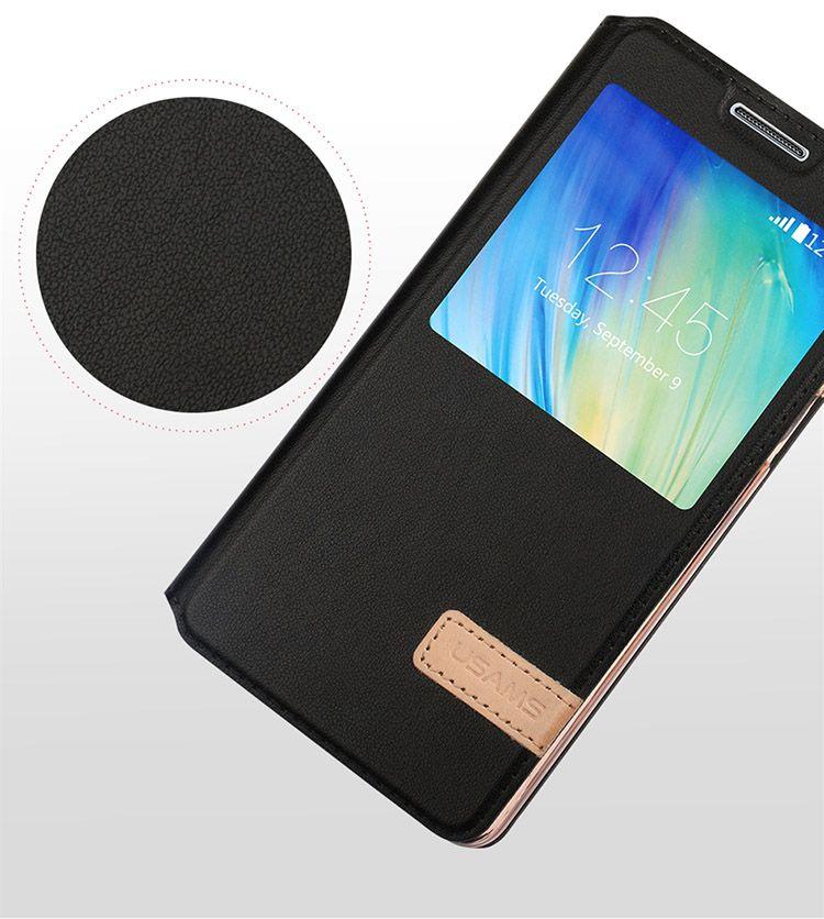 Bao da Galaxy A5 hiệu Usams