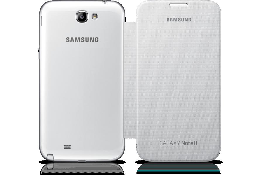 Flip Cover Samsung Galaxy Note 2 chính hãng