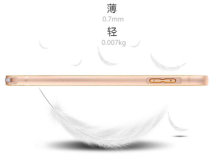 Chỉ dày 0,7mm nên ốp viền Note 4 không làm gia tăng độ dày của máy lên đáng kể