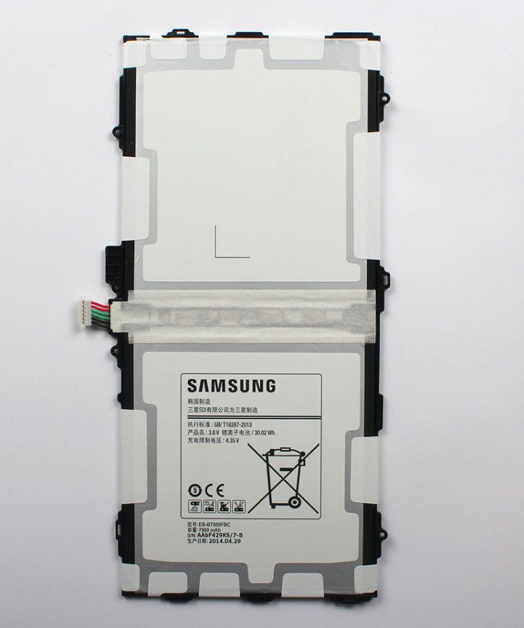 Pin Galaxy Tab S 10.5