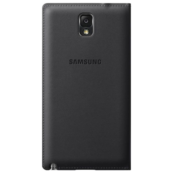 Bao da S View cover Galaxy note 3 đen