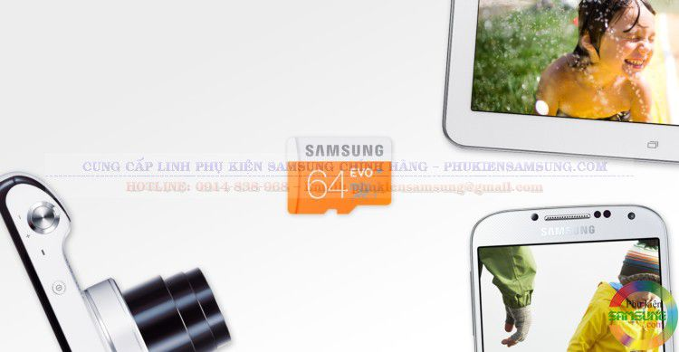 Thẻ nhớ tương thích trên nhiều thiết bị