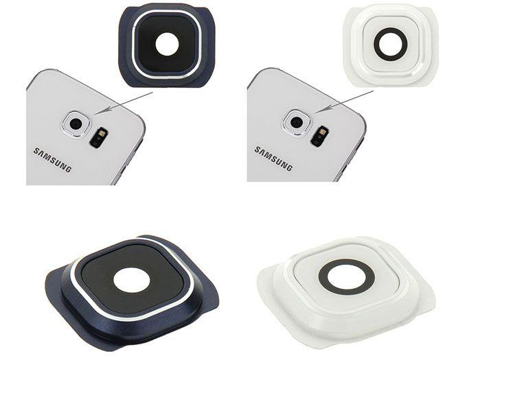 Thay mặt kính Camera Samsung Galaxy S6 Edge Plus