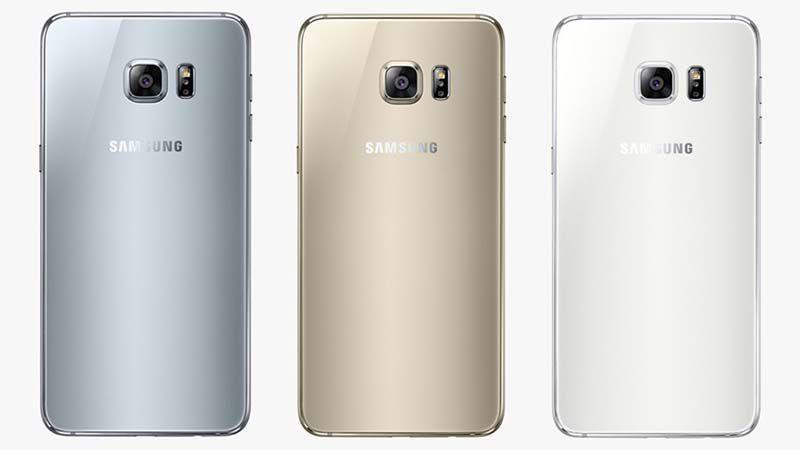 Thay nắp lưng Samsung Galaxy S6 Edge Plus chính hãng