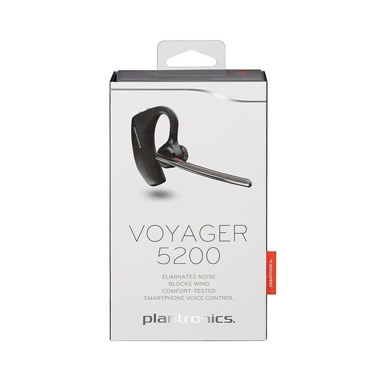 Combo tai nghe bluetooth và đế sạc Plantronics Voyager 5200