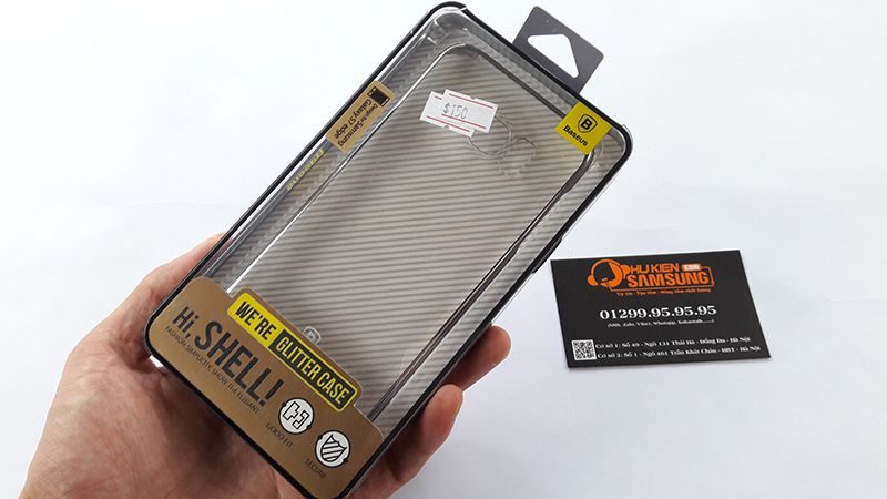 Ốp lưng Galaxy S7 Edge hiệu Baseus