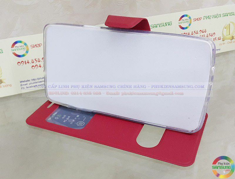 Bao da Galaxy A5 hiệu Onjess
