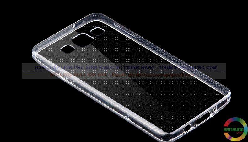 Ốp lưng Silicon Galaxy A5 có chấm li ti ở trong