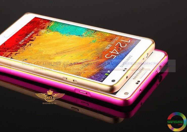 Ốp viền nhôm Galaxy Alpha G850