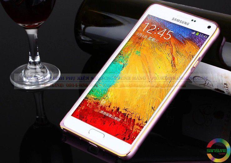 Ốp viền nhôm Galaxy Grand Prime G530