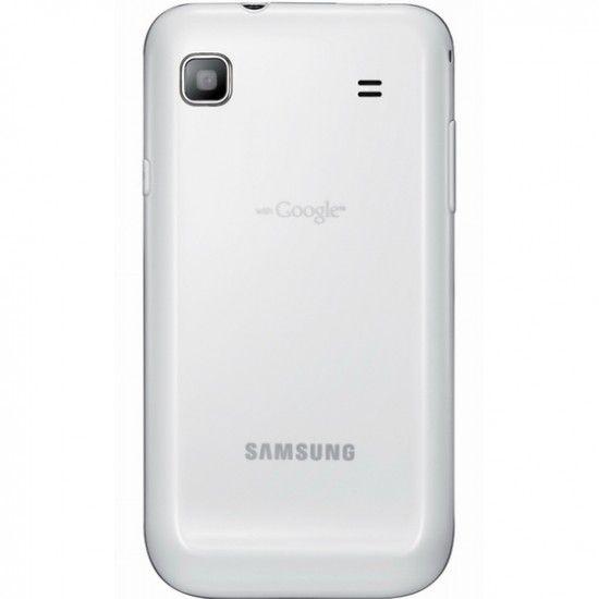 Nắp lưng Samsung Galaxy S1 i9000 màu trắng