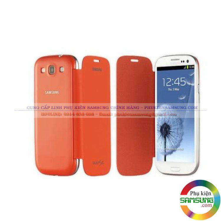 Bao da Galaxy Note 1 Flip Cover chính hãng giúp bảo vệ máy bạn tốt hơn