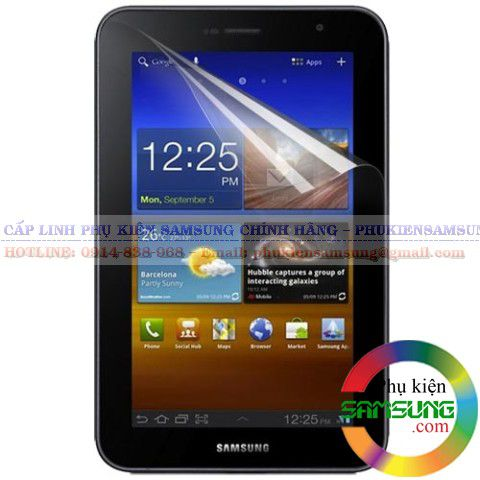 Dán màn hình chống vân Galaxy Tab 2 7.0 P3100
