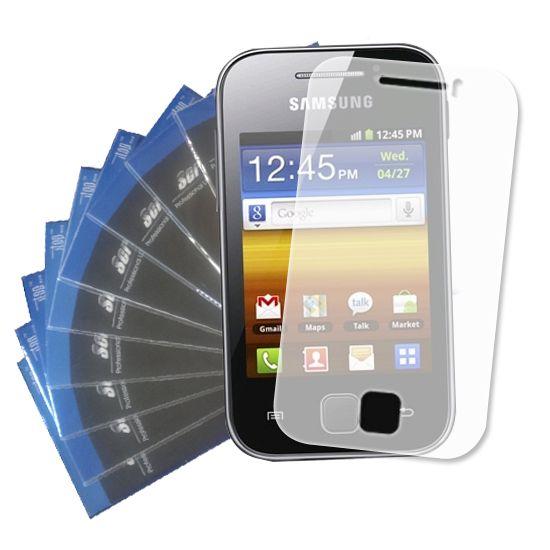 Miếng dán màn hình cao cấp 3 lớp cho điện thoại Samsung Galaxy Y S5360.
