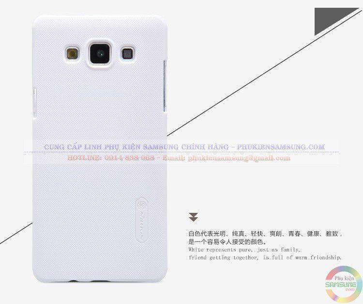 Thiết kế lỗ Camera cao hơn, ốp lưng Galaxy A5 giúp bảo vệ kính Camera tránh khỏi trầy sước