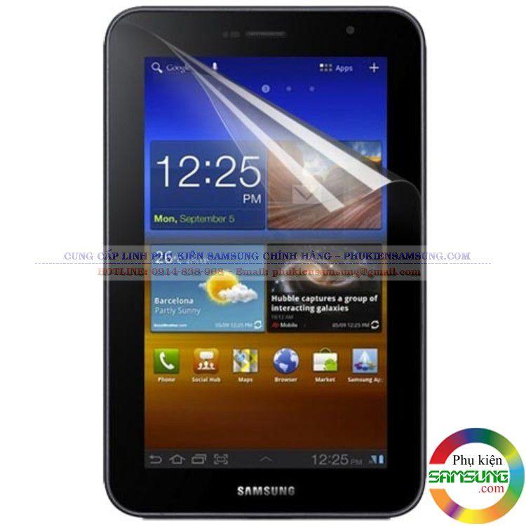 Miếng dán màn hình Galaxy Tab P6800