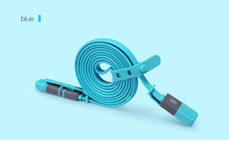 Cable USB 2 trong 1 hiệu Nillkin Plus II