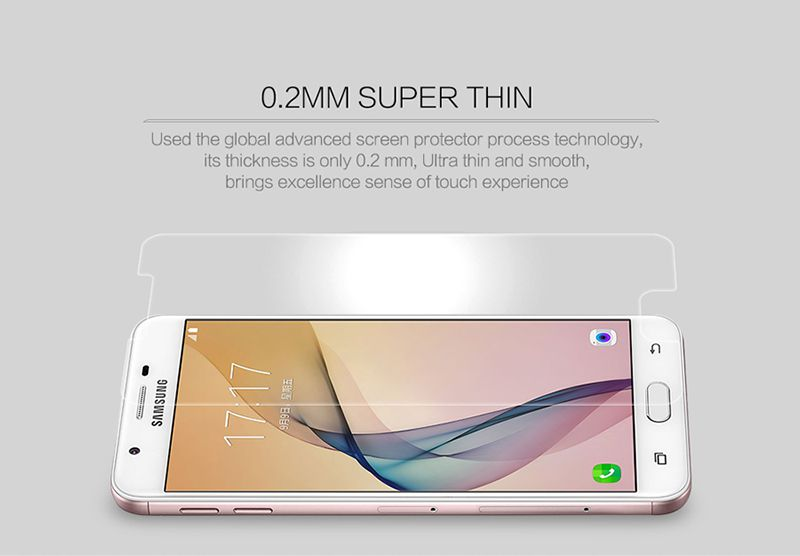 Kính cường lực Galaxy J5 Prime hiệu Nillkin 9H+ Pro