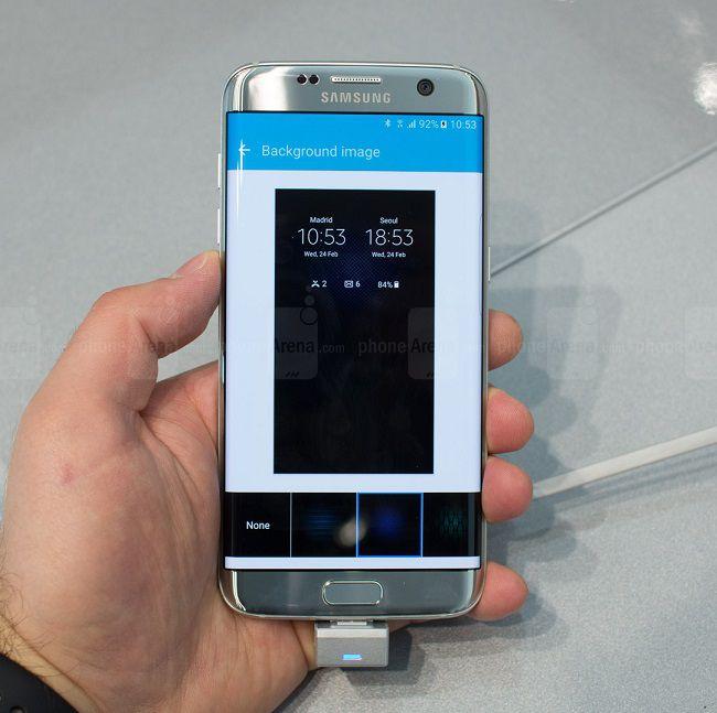 Always ON Display tính năng mới của Galaxy S7 và S7 Edge