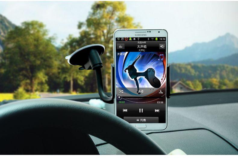 Giá đỡ điện thoại trên xe ôtô hiệu Baseus Curve